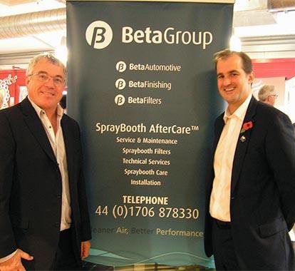 proud sponsors beta