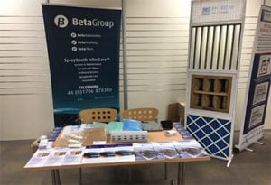 beta group attended the smmt open forum 2016