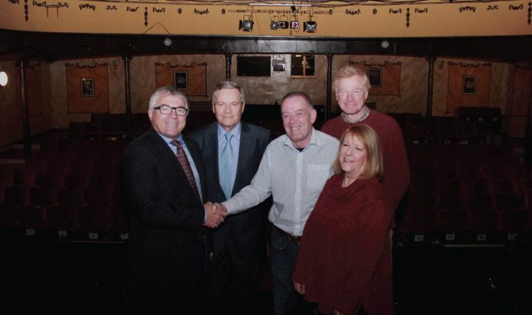 Theatre comes in out of the cold thanks to Beta Group