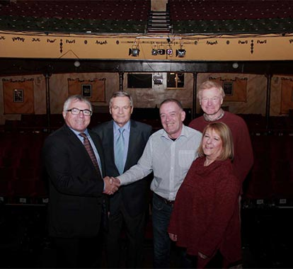 theatre comes in out of the cold thanks to beta group mob