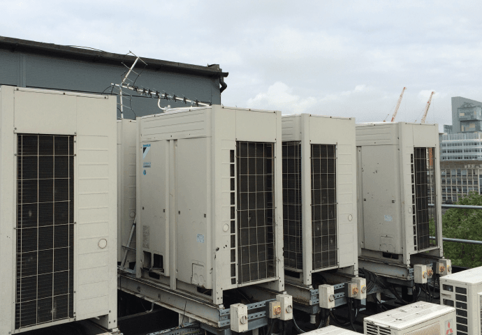 Facilities Maintenance Services - Air Conditioning Systems