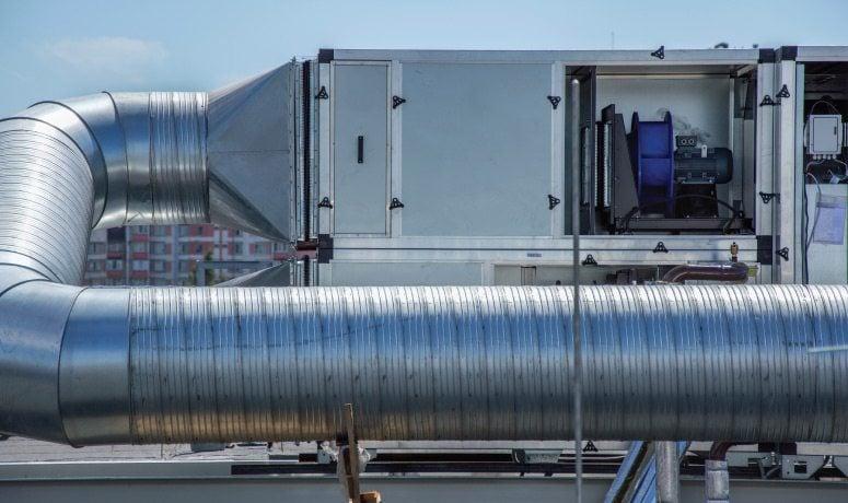 air handling filtration