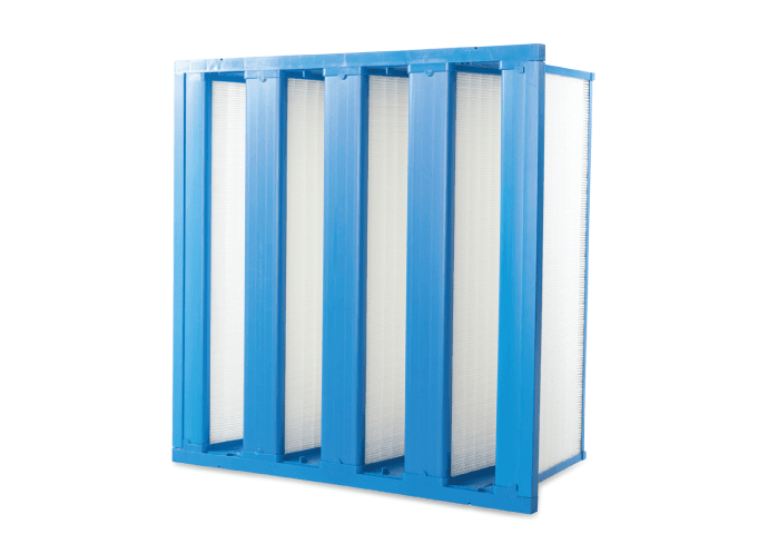 Rigid Bag Filters sold by Beta Group
