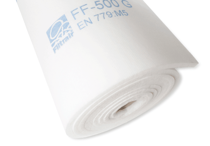Spraybooth Filters sold by Beta Group