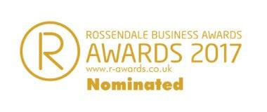 rossendale business awards 2017 Nominated