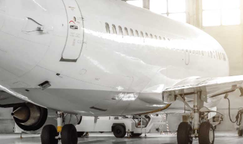 Beta Group provides spraybooth services to the aerospace sector - spraybooths