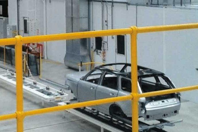 automotive spraybooth