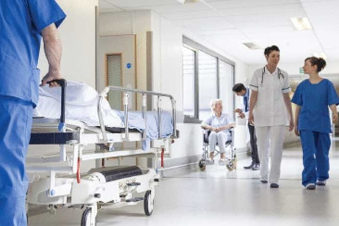 Beta Group provides services to the healthcare sector