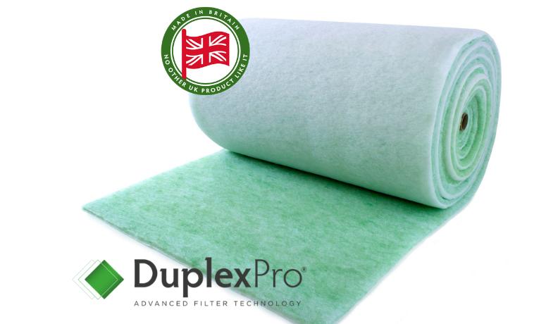 DuplexPro Spray Booth Filter`